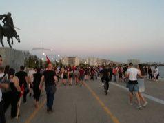Αντιφασιστική πορεία - Θεσσαλονίκη 1/7/2018 | Φωτό: Στέλιος Νικητόπουλος